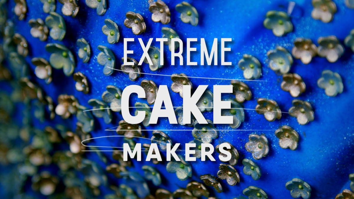 Bakers dig deep to make a cake with an empowering message and more.
