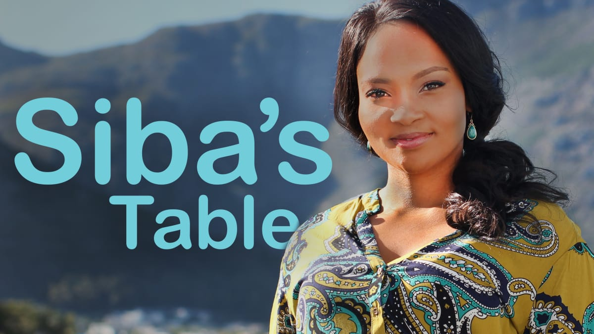 Siba cooks up dishes that tell stories from her life's milestones.