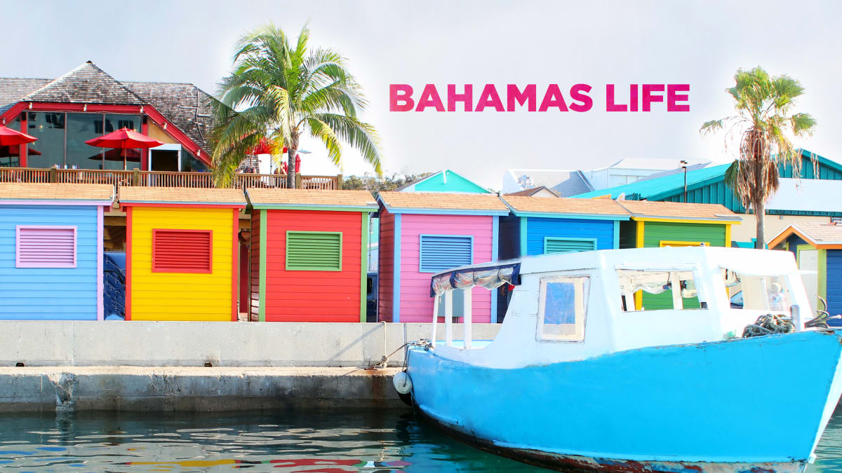 A Canadian artist wants to find a permanent home in Nassau, Bahamas.