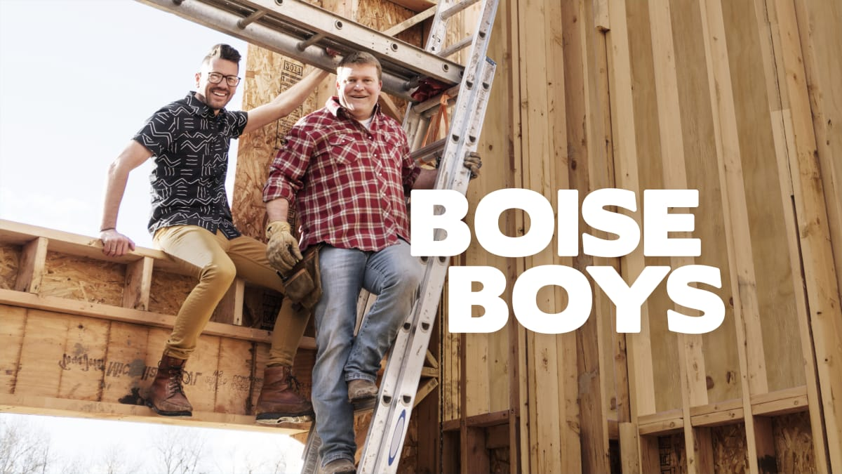 Luke and Clint go big on a neglected Boise River house in order to profit.
