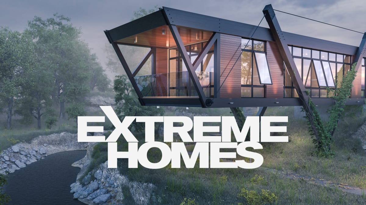 In the Extreme Homes Special, tour some of the world's most unique homes.