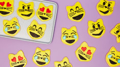 Emoji Cookies and Sprinkles