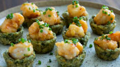 Firecracker Shrimp Cups