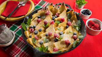 French Toast Forest Casserole