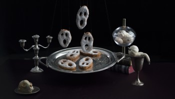 Screaming Ghost Donuts