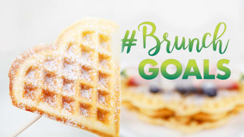 #BrunchGoals