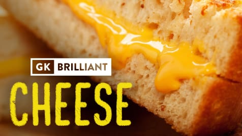 GK Brilliant: Cheese