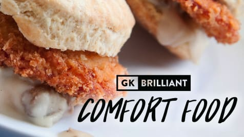GK Brilliant: Comfort Food