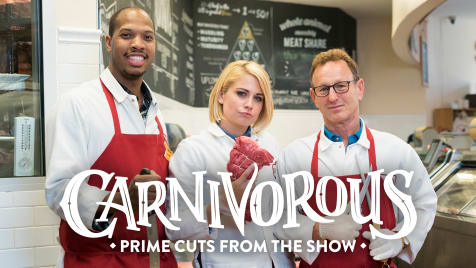 Carnivorous: Prime Cuts From The Show