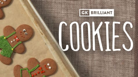 GK Brilliant Cookies