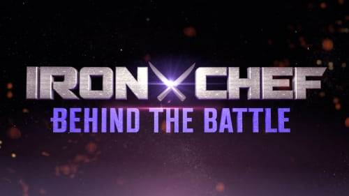 Iron Chef: Behind the Battle