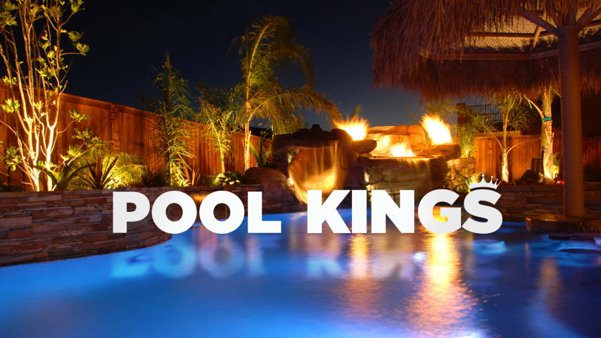 Watch diy network shows full episodes and live tv for Pool design tv show